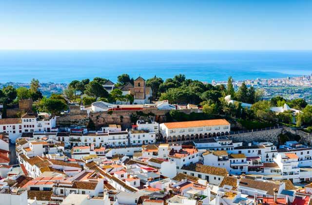 Mijas Pueblo, Málaga