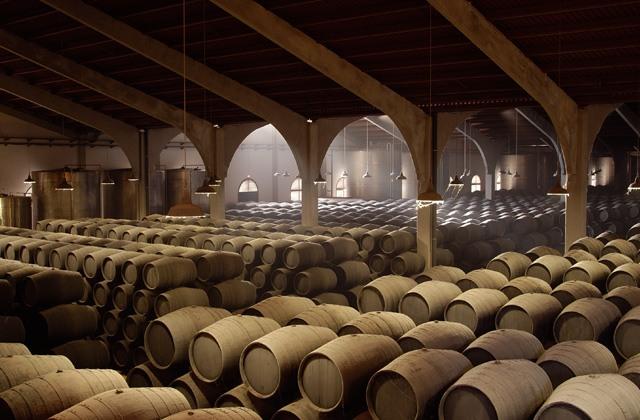 Enoturismo en Andalucia - Bodega de Jerez