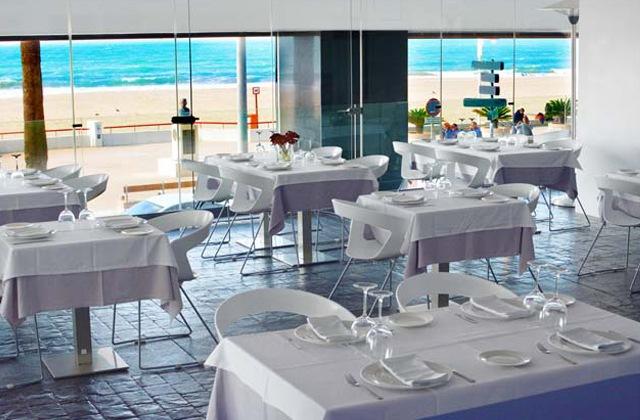 Restaurantes con vistas de Andalucía - La Calle del Libre Albedrío, Cádiz
