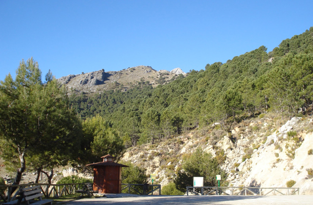 Grazalema hiking trails - EL PINSAPAR