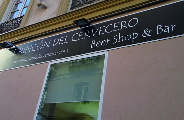 Craft beer Malaga - El rincón del cervecero
