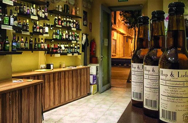 Craft beer Malaga - La botica de la cerveza