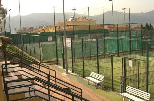 pistas de la Costa de la Luz - Club Deportivo Montepalma