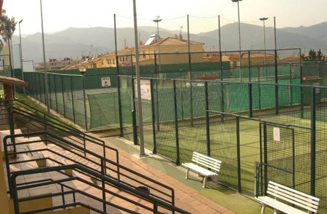 Paddle-Tennis platz Costa de la Luz - Club Deportivo Montepalma