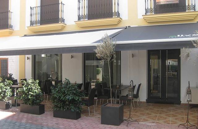 Nerja restaurants et bars à tapas - Restaurant Oliva
