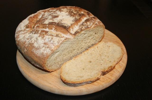 El pan andaluz- Pan cateto