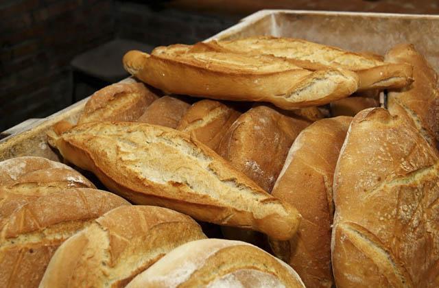 El pan andaluz- Pan de Alfacar