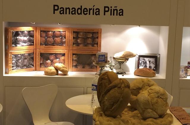 El pan andaluz- Panadería Piña