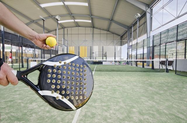 Paddle-Tennis platz Costa de la Luz - Real Club Marítimo y Tenis de Punta Umbría