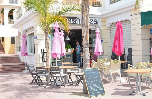 Nerja restaurants und Tapas-Bars - Tapas Plaza