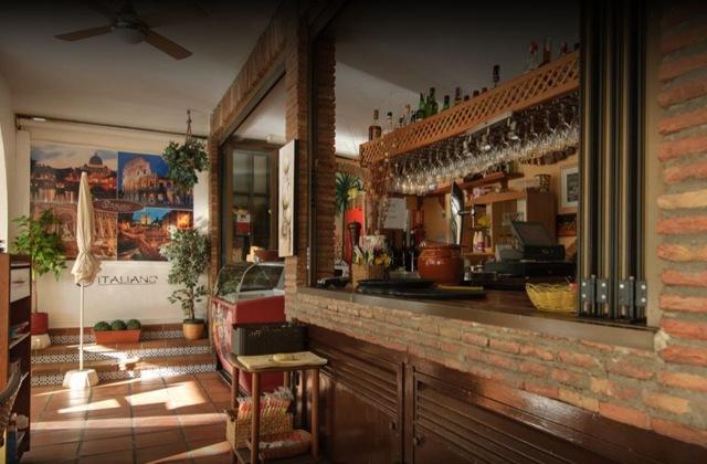 Restaurantes y bares de tapas en Nerja - Vitaliano Da Christina