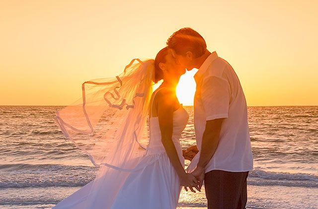 A wedding on the beaches of Cadiz