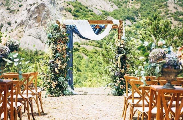 Ronda and Grazalema, a country style wedding