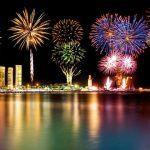fuegos artificiales Málaga