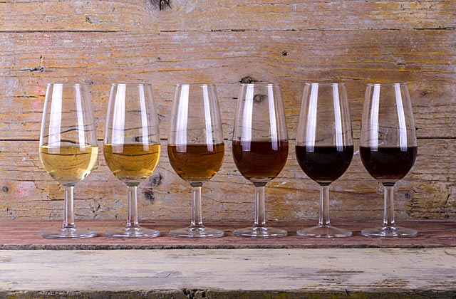 Visiter l'Andalousie en hiver - vino de Jerez