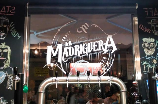 La Madriguera Craft Beer