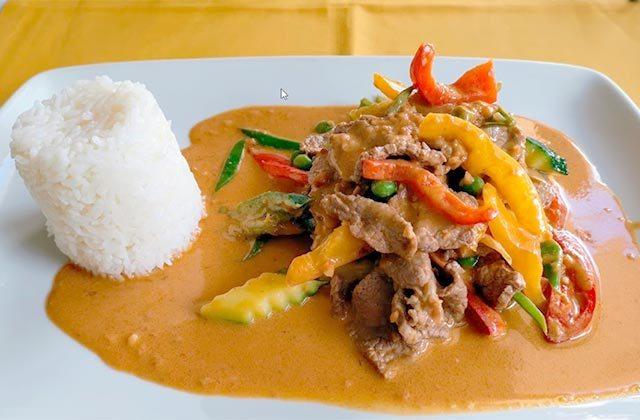 Nerja restaurants - Lan Sang Restaurant