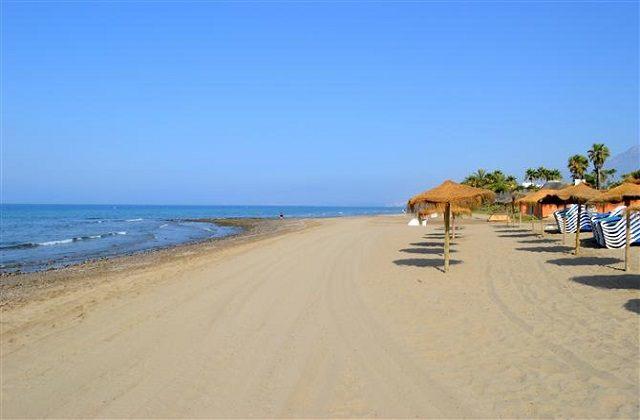 Playas de Marbella - Playa de Pinomar