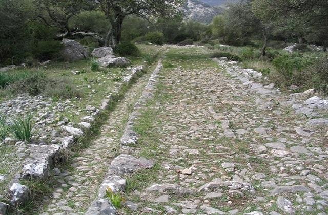 Rutas de senderismo en Grazalema - CIUDAD ROMANA DE OCURI