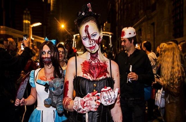 Vélez Málaga Halloween