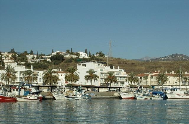 Rutas de senderismo en Málaga - Caleta de Vélez
