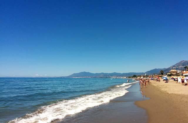 Playas de Marbella - Playa Hermosa