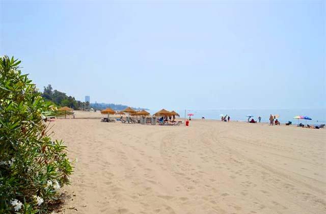 Playas de Marbella - Playa del Cable