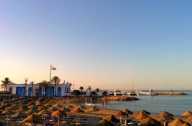 Playas de Marbella - Playa del Faro