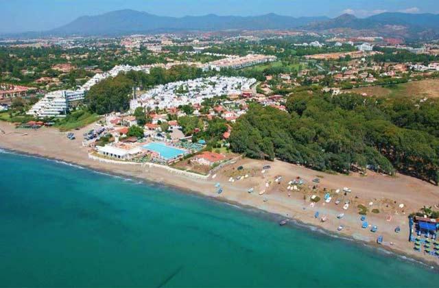 Playas de Marbella - Playa Linda Vista