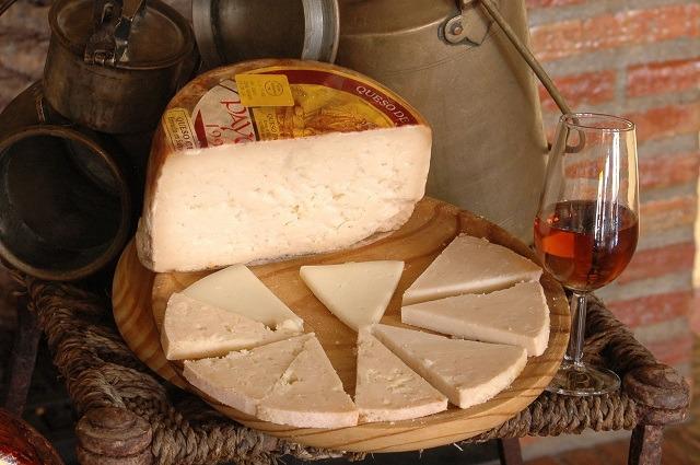 Ruta de los quesos de Cadiz - Queso Payoyo