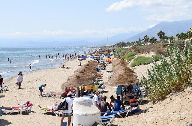 Playas de Marbella - Playa de Las Chapas