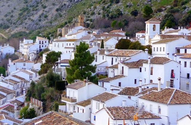Ruta de los quesos de Cadiz - Villaluenga