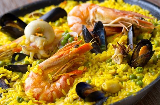 Donde Comer paellas en Málaga -Trébol