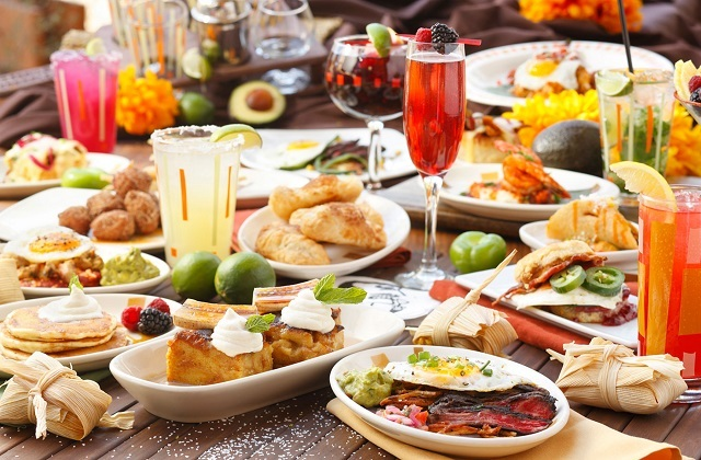 ideas para tu cena de empresa brunch