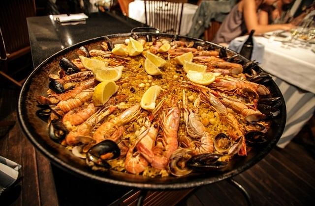 Où manger paella à Marbella - Perla Blanca