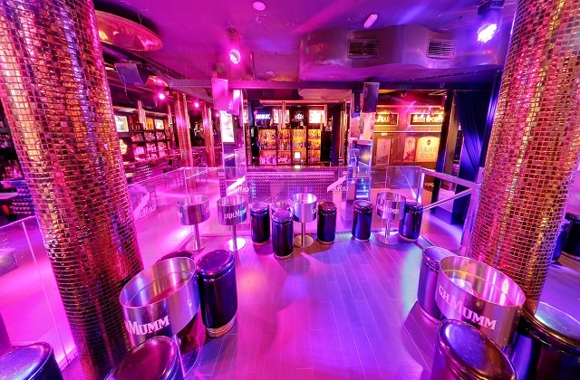 Malaga nightlife - Sala Gold