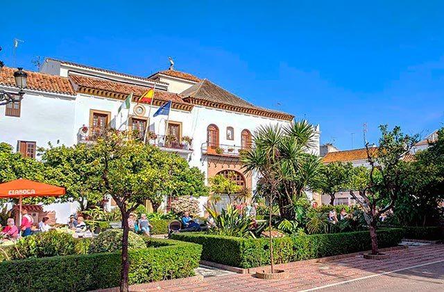 Mairie Marbella