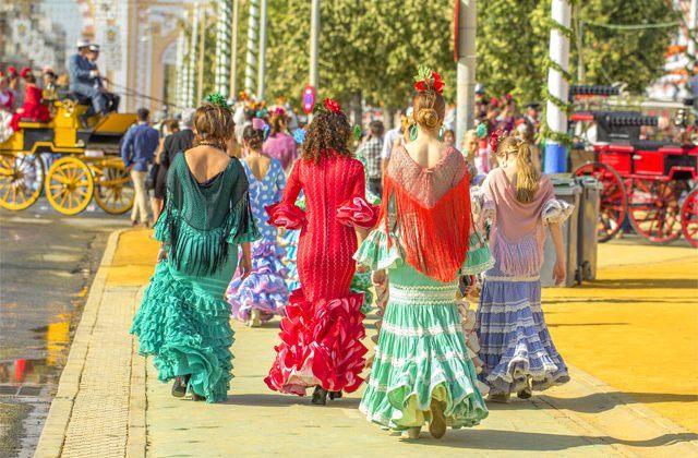 fêtes en Andalousie