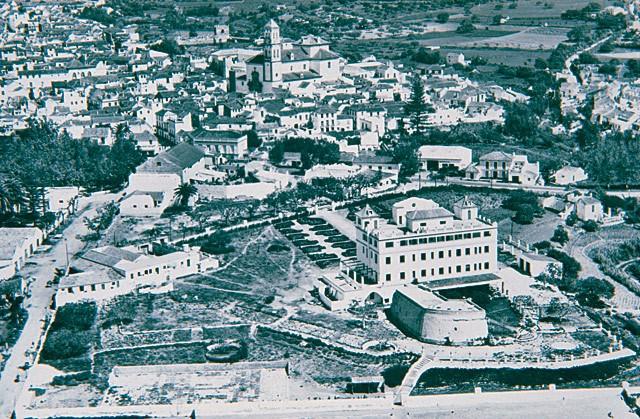 Old El Fuerte Marbella 1957