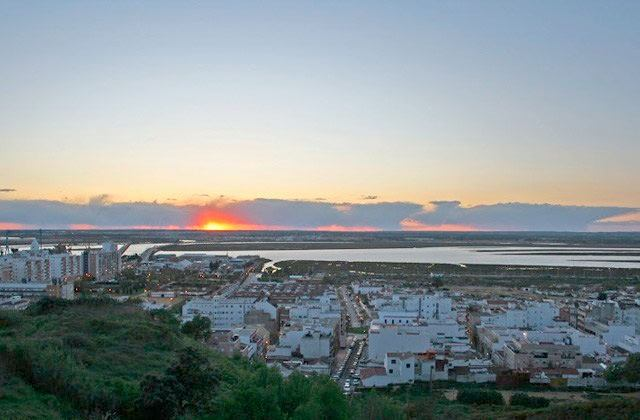 Mirador del Conquero, Huelva