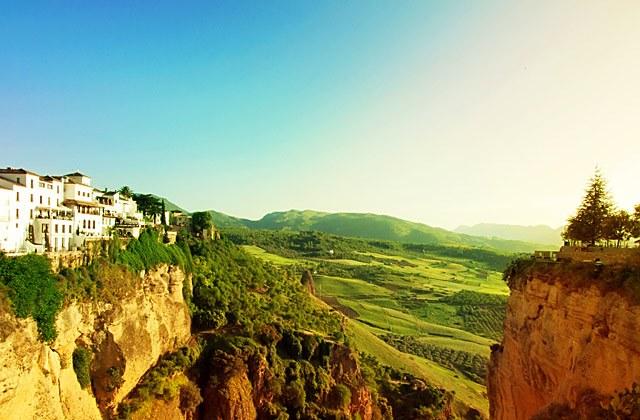 Miradores de Andalucia, Andalucia viewpoints