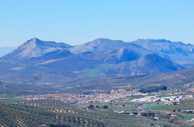 Mirador alto, Villanueva del Trabuco (Málaga)