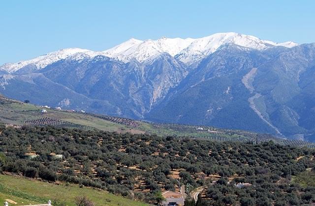 Montes De M Laga Natural Park