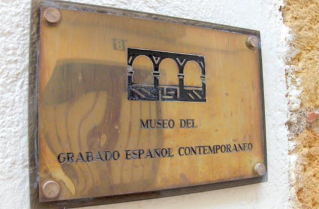 Museum Zeitgenössischer Spanischer Kunststiche