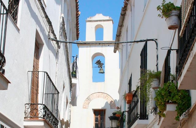 La Chapelle de San Juan de Dios