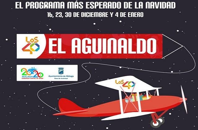 La navidad en Málaga - El Aguinaldo de Los 40
