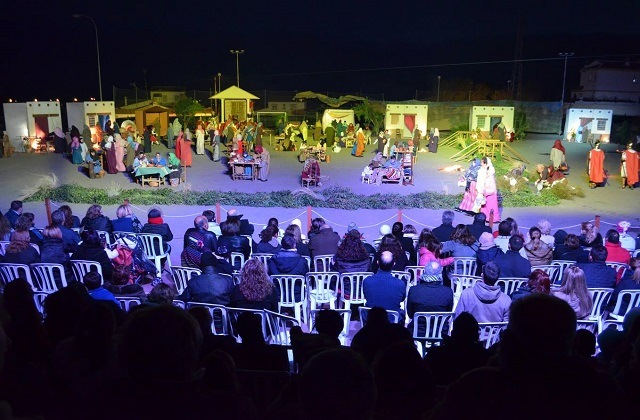 Andalusien Weihnachtstraditionen - Almayate