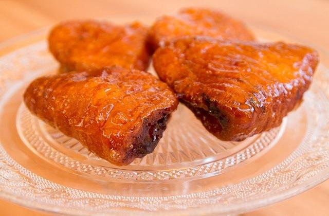 platos navideños andaluces - Borrachuelo
