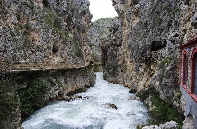 Las maravillas naturales de Andalucía - Parque Natural Sierra de Castril