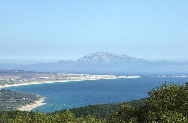 Las maravillas naturales de Andalucía - El Estrecho